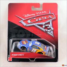 Disney Pixar Cars 3 - Bobby Swift #19 Octane Gain racer - Mattel diecast car