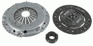 Sachs Clutch Kit 3000 332 001 fits Seat Toledo 2.0 i 16V 110kw