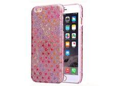 Fundas y carcasas brillantes Para iPhone 6 color principal rosa para teléfonos móviles y PDAs