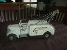 1950's Smith Miller MIC Tow Truck Wrecker SB-408 Ironson Corp Pressed Steel