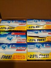 Finish Gelpacs Electrasol new old stock 145 count Dishwasher soap New (Other)