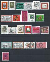 Allemagne - RFA Lot 22 TP Neuf** (MNH) 1971 - 72 (lot VII)