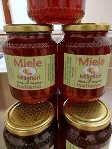 🐝Miele Italiano millefiori erbe aromatiche Azienda Agricola La Margherita 500 g