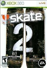 Skate 2 RE-SEALED Microsoft Xbox 360 GAME