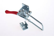 Metal Latch Door Button Toggle Clamp, 900Kg 1984-Pound Holding Capacity