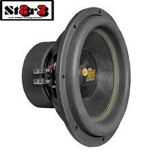 """Subwoofer Bass Face 32 cm Indy S12/2 2x2 ohm 1300 Watt RMS 12"""""""