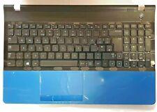 SAMSUNG NP305E5A NP3530EC NP300E5C NP300E5A TOUCHPAD  BLUE PALMREST + KEYBOARD