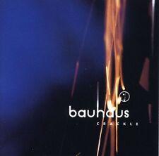 BAUHAUS - Best Of Bauhaus - Crackle  2 x LP - Bela Leogi's Dead Ziggy Stardust +