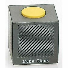 RNIB Talking Cube Alarm Clock with Batteries