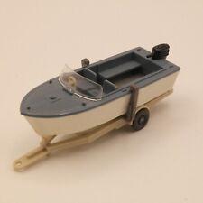 Wiking 1:87 Schnäppchen ! Diverse Anhänger mit Motorboot ohne VP(EK4475)