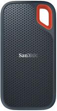 Sandisk Extreme Portable SSD 250GB (Kompakte Robuste Solid State Drive, schwarz)