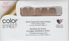CS Nail Color Strips Chelsea Ya Later New Fall 2020 100% Nail Polish-USA Made!