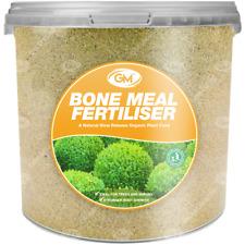 GroundMaster Bone Meal Root Development Fertiliser For Garden Plants In Tubs