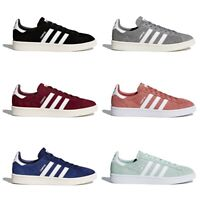 Adidas Originals Campus Men Fashion Shoes Green Red White Black Grey Sneakers