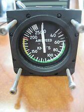 "Aerosonic 2"" Airspeed Indicator 14v Lighting"