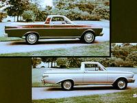 1966 Ford Ranchero - Dealer Promo -  Film CD MP4 Format