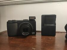 Ricoh GR III Digital Camera 10MP (Black) + Battery, Quick Charger