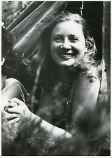 Actrice Blanchette Brunoy, ca.1944, vintage silver print vintage silver print