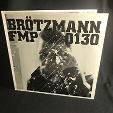 Brötzmann / Van Hove / Bennink - Jazz LP NM FMP SAJ 1973 Ultrasonic Cleaned!