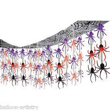 10ft Araña Frenzy Halloween Techo Decoración Fiesta