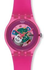"""Swatch New Gante """"Pink Lacquered"""" (suop 100) Artículo nuevo"""