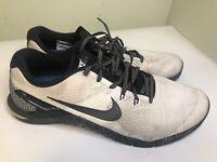Men's Nike Metcon 4 Training Shoe size 12 White/Black-Sail AH7453 101 🔥
