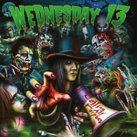 WEDNESDAY13 - CALLING ALL CORPSES   CD NEW+