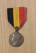 Medaille WO I erkentelijkheid Belgische Post  1914 1918 poste belge
