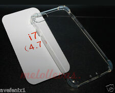 Funda para iPhone 7 (4.7'') Gel antigolpes Transparente esquina reforzada