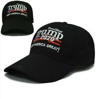 Donald Trump 2020 Keep Make America Great ! Cap President Election Hat - Black