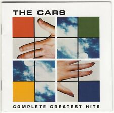 THE CARS Complete Greatest Hits NM 2002 Elektra/Rhino Canada WTVD-78288 remaster