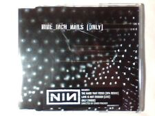 NINE INCH NAILS Only cd singolo 3 TRACKS + VIDEO