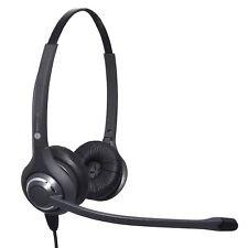 JPL- 611 - PB Premium Binaural Noise Cancelling Call Centre Office Headset