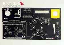 Bil-Jax Haulotte A-00712-D, Control Box Decal Overlay No Jib Rotate, Boom Lift