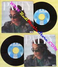 LP 45 7'' PATTY BRARD Red light Room 999 1985 italy STRIPED HORSE no cd mc dvd