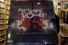 My Chemical Romance The Black Parade is Dead! 2xLP sealed vinyl reissue