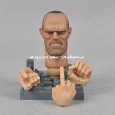"1/6 scale Custom Head Sculpt GANGSTERS KINGDOM J Jason Statham fit 12"" body#US"