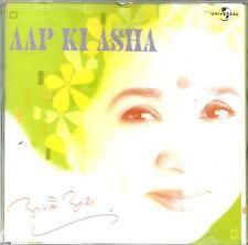 ASHA BHOSLE - AAP KI ASHA - NEW BOLLYWOOD SOUNDTRACK - FREE UK POST
