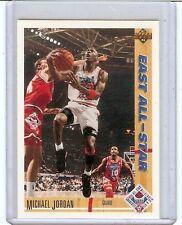 MICHAEL JORDAN 1991-92 UPPER DECK #69, EAST ALL-STAR, MVP, HOF, FREE SHIPPING