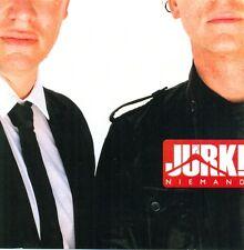 JURK - Niemand ACETATE PROMO 1TR CDM 2009 POP DUTCH RARE!