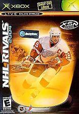 NHL Rivals 2004 (Microsoft Xbox, 2003)