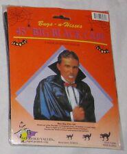 "Black Bugs & Hisses 45"" Waterproof Vinyl Cape Coat Costume"