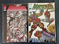 IMAGE Comics - Bloodstrike 1-10 - complete run - Near Mint