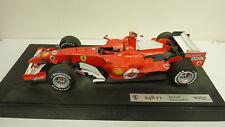 HotWheels 1:18 Michael Schumacher Ferrari 248 F1 o.VP (A1739)