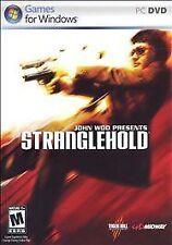 WINDOWS PC DVD Game John Woo Presents Stranglehold