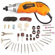 VonHaus Rotary Multi tool 170W with Variable Speed & 120pc Accessory Set