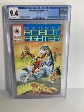 Magnus Robot Fighter #12 CGC 9.4 1st Turok