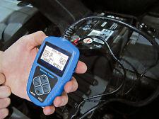 12 Volt Vehicle Battery Analyzer Tester Charging Cranking System Multi Language