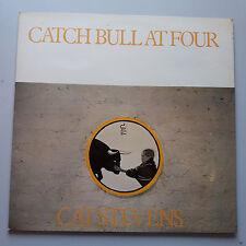 Cat Stevens - Catch Bull At Four Vinyl LP UK 1st Press 1972 EX/EX