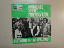 """WIND IN THE WILLOWS: (w/Debbie Harry Of Blondie) Moments Spent-Germany 7"""" 68 PSL"""
